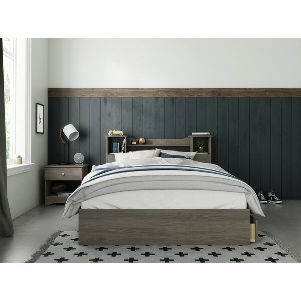 Kiruna Platform 3 Piece Bedroom Set by Latitude Run