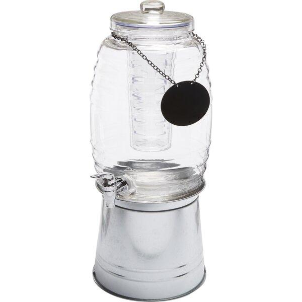 Sal 2.5 Gal Beverage Dispenser by Gracie Oaks