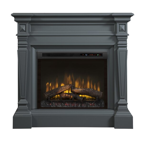 Brookston Electric Fireplace By Darby Home Co