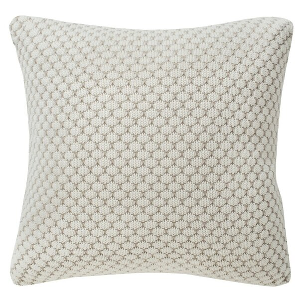 Deauville Knit Throw Pillow by Laurel Foundry Modern Farmhouse