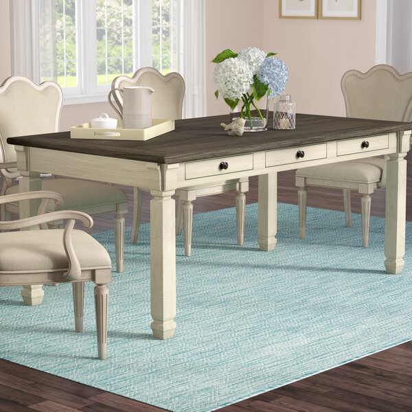 Ramsgate Dining Table by Three Posts
