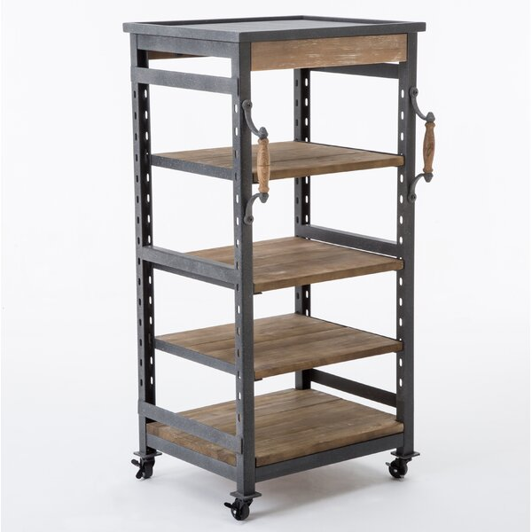 Adalrik Etagere Bookcase by 17 Stories