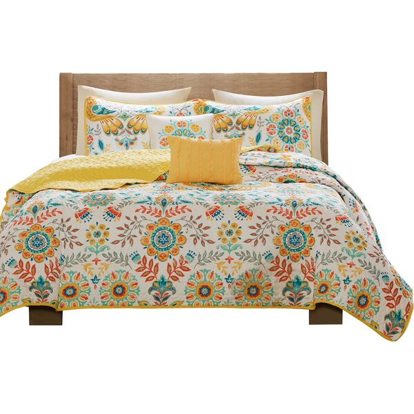 Maxeys Coverlet Set by Bungalow Rose