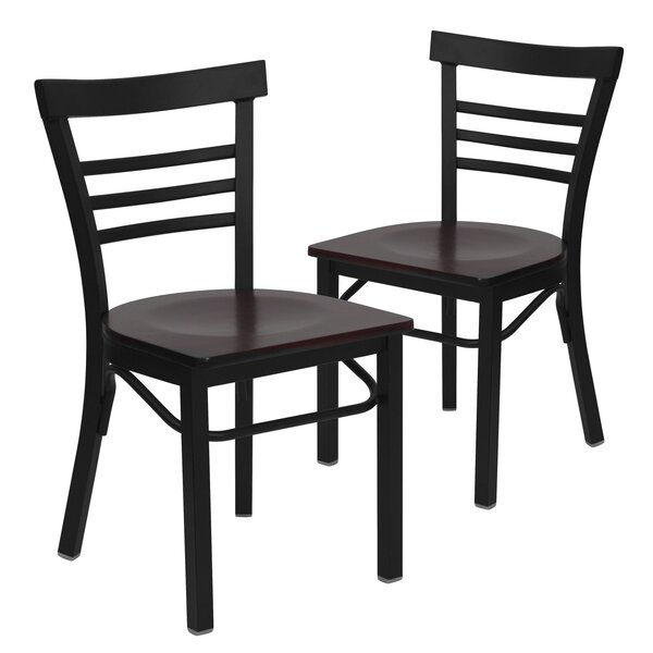 Hannum Dining Chair (Set of 2) by Charlton Home