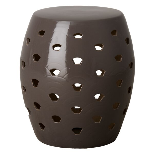 Wave Stool by Emissary Home and Garden