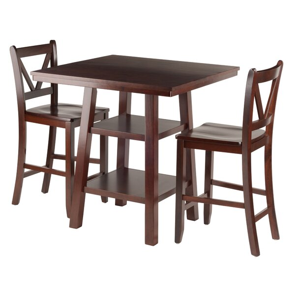 Grote 3 Piece Dining Set By Red Barrel Studio