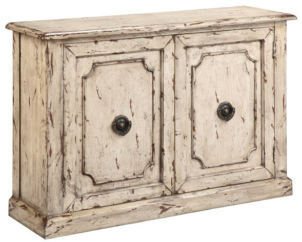 Rodanthe Cabinet 2 Door Chest by Rosecliff Heights