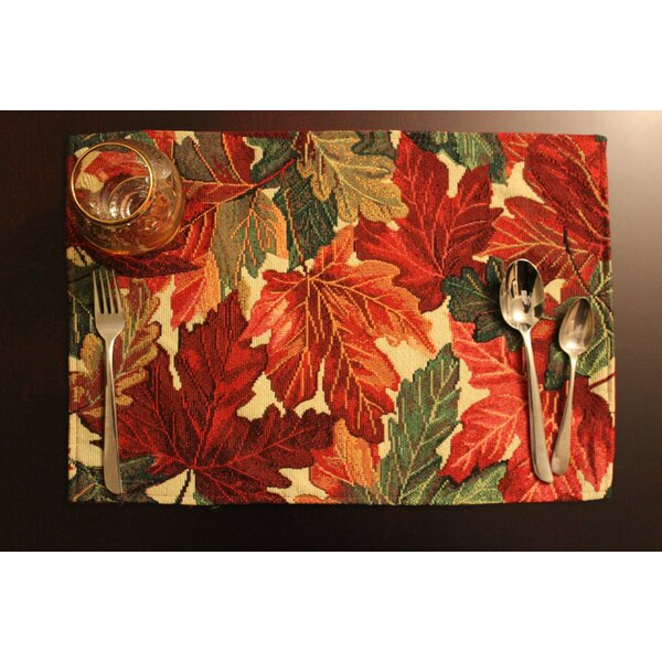 Lindsay Placemat (Set of 4) by August Grove