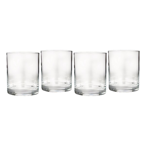 Vintage Double Old Fashioned Glass (Set of 4) by Marquis by Waterford