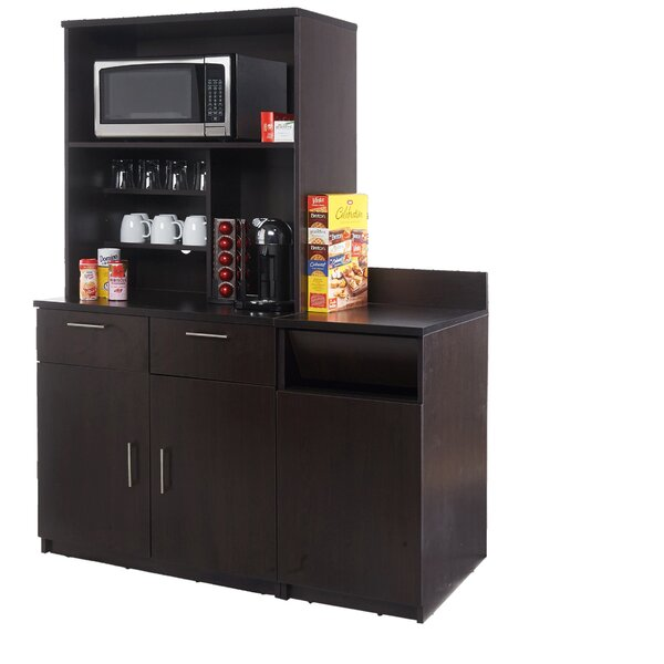 Coffee Break 75 x 90 Base Cabinet by Breaktime