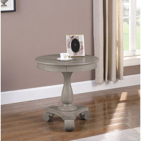 Stevensville End Table by Ophelia & Co.