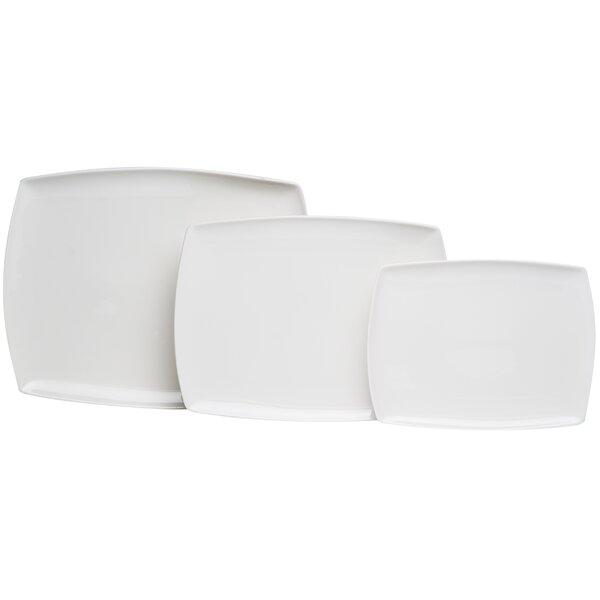 Fare Rectangular Platter by Red Vanilla