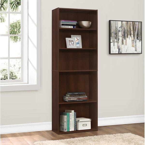 Central City Standard Bookcase by Ebern Designs