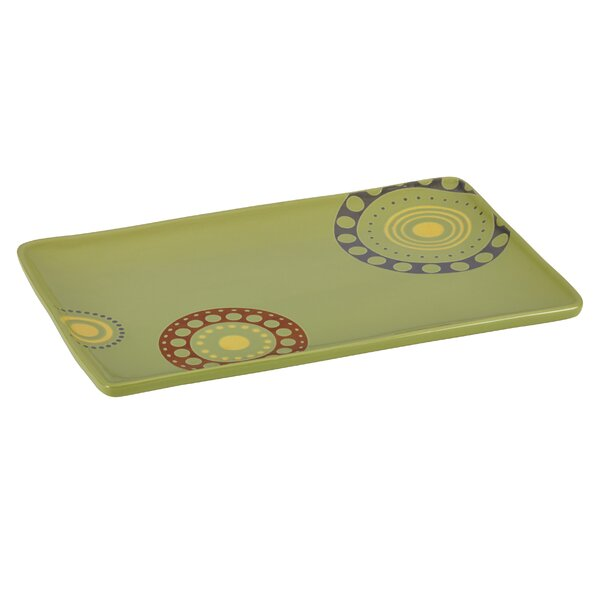 Circles and Dots Platter by Rachael Ray