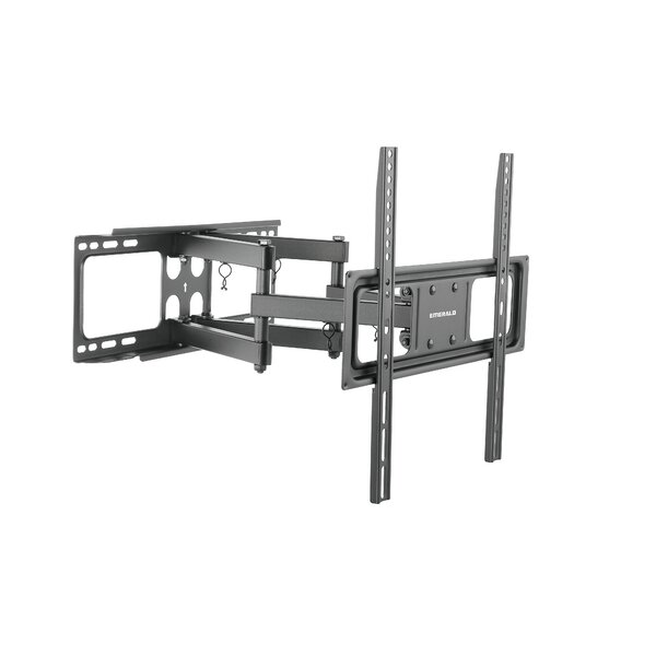 Full Motion Swivel Wall Mount for 32 - 55  Flat Panel Screens by Emerald