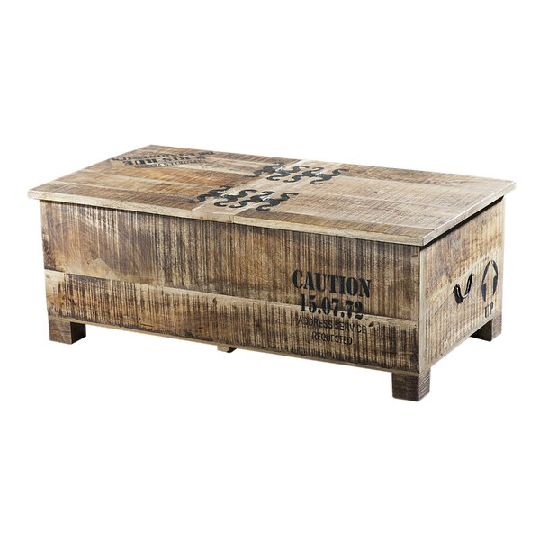 Puma Coffee Table With Storage