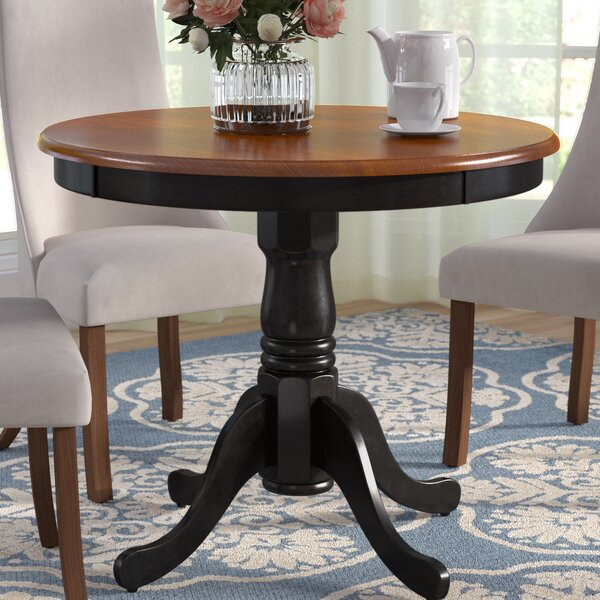 Woodward Dining Table by Three Posts