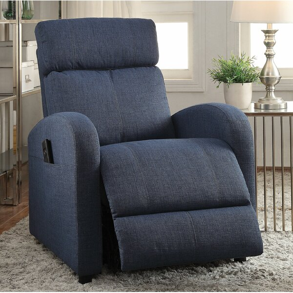 Arnold Power Lift Assist Recliner By Latitude Run