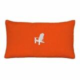 Holcomb Outdoor Sunbrella Lumbar Pillow byHighland Dunes