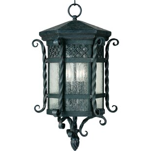 Inexpensive Chatmon 3-Light Outdoor Hanging Lantern By Astoria Grand