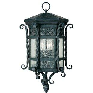 Online Reviews Chatmon 3-Light Outdoor Hanging Lantern By Astoria Grand