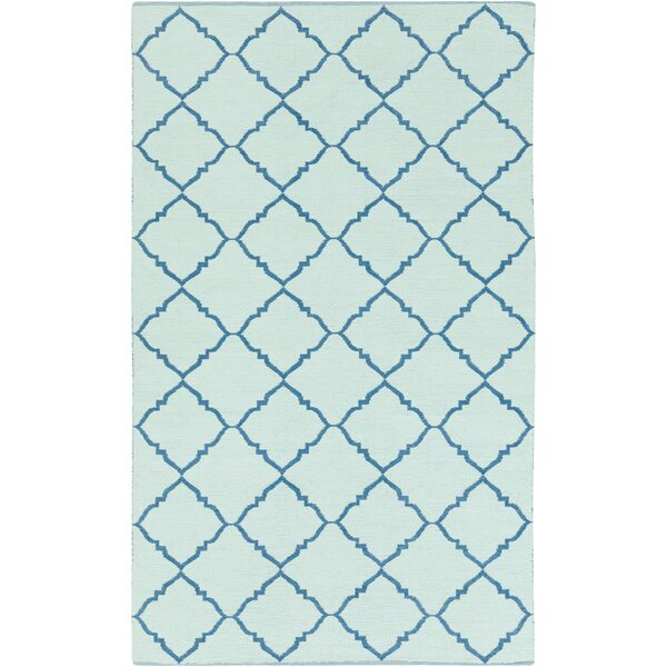 Eastbrook Handwoven Mint Rug