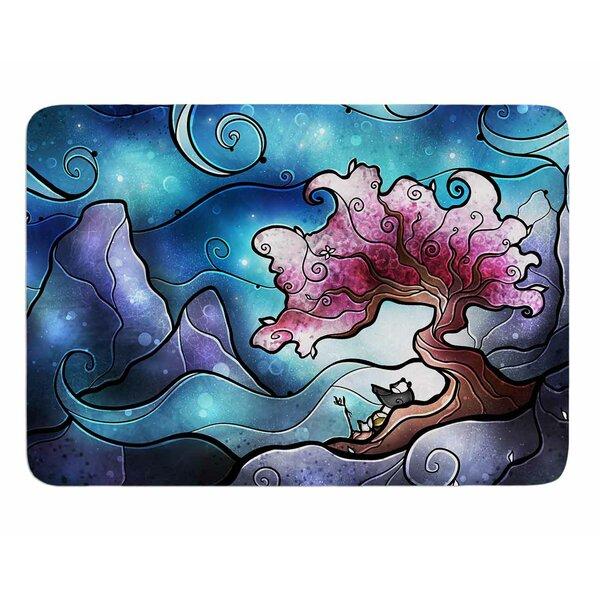 Sea Dance by Mandie Manzano Memory Foam Bath Mat by East Urban Home