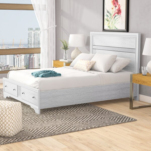 Cecelia Storage Platform Bed by Rosdorf Park