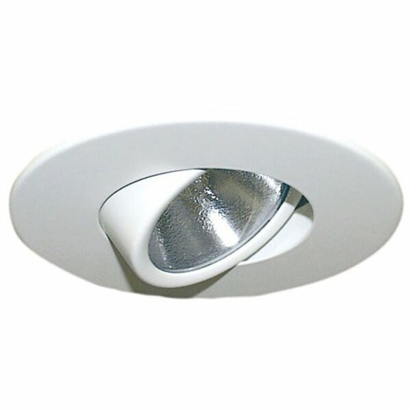 Adjustable Gimbal Ring 4 Recessed Trim by Elco Lighting
