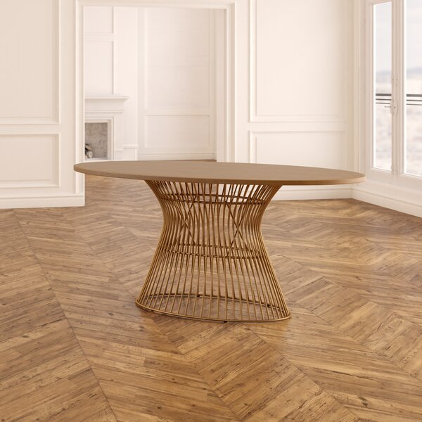 Whisler Dining Table by Willa Arlo Interiors