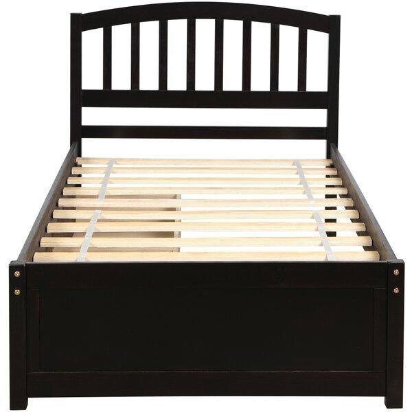 Colrain Twin Platform Bed by Harriet Bee