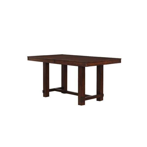 Manning Counter Height Dining Table by World Menagerie