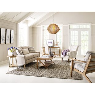 Hygge 2 Piece Coffee Table Set By Rachael Ray Home