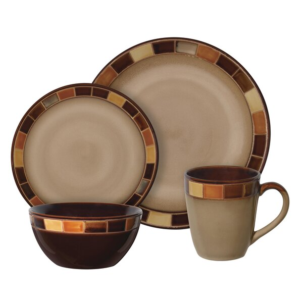 Gearld 16 Piece Dinnerware Set by Winston Porter