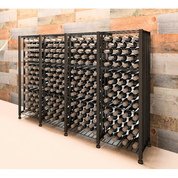 Bin 192 Bottle Floor Wine Rack by VintageView