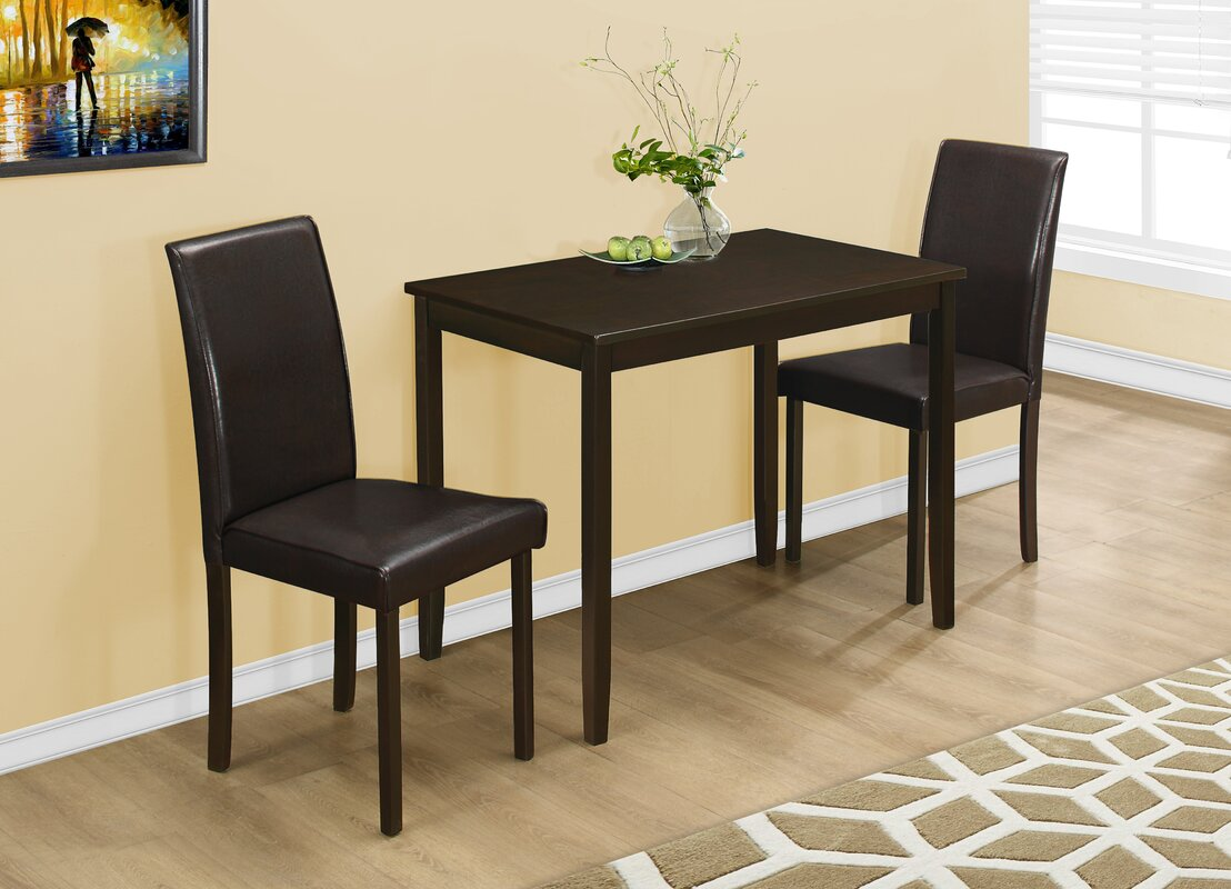 100 dining room 3 pieces dining 3 piece dining set room fur