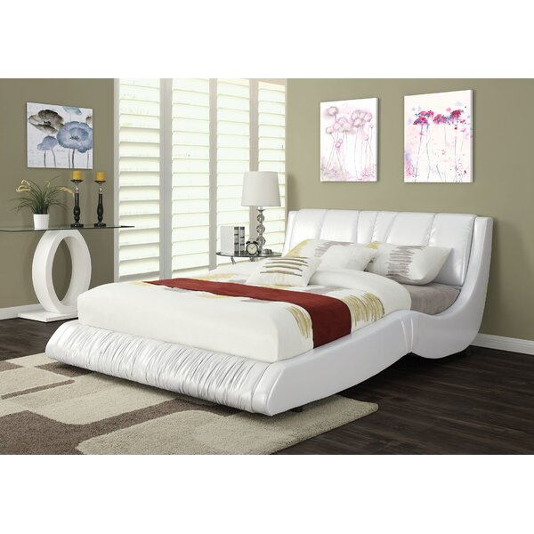 Lyco Upholstered Platform Bed By Orren Ellis by Orren Ellis Find