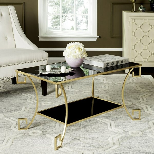 Ondina Woodsetter Coffee Table by Willa Arlo Interiors