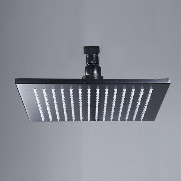 Single LED Rain Jet Fixed Shower Head by FontanaShowers FontanaShowers