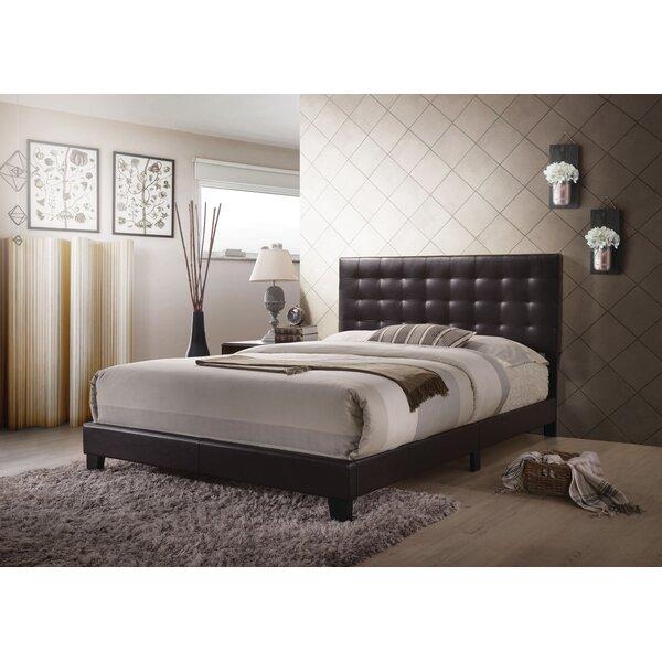 Mats Queen Upholstered Standard Bed by Latitude Run