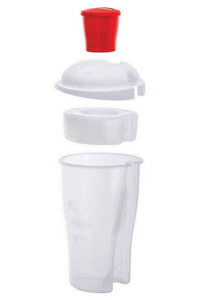 Salad To Go Food Storage Container (Set of 2) by Innova Imports