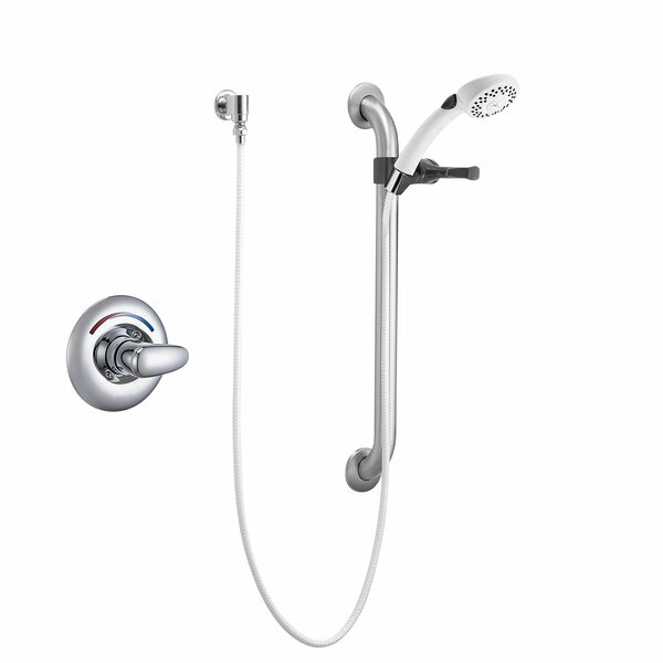 Other Core Complete Shower System Faucet With Trim And H2oKinetic Technology By Delta