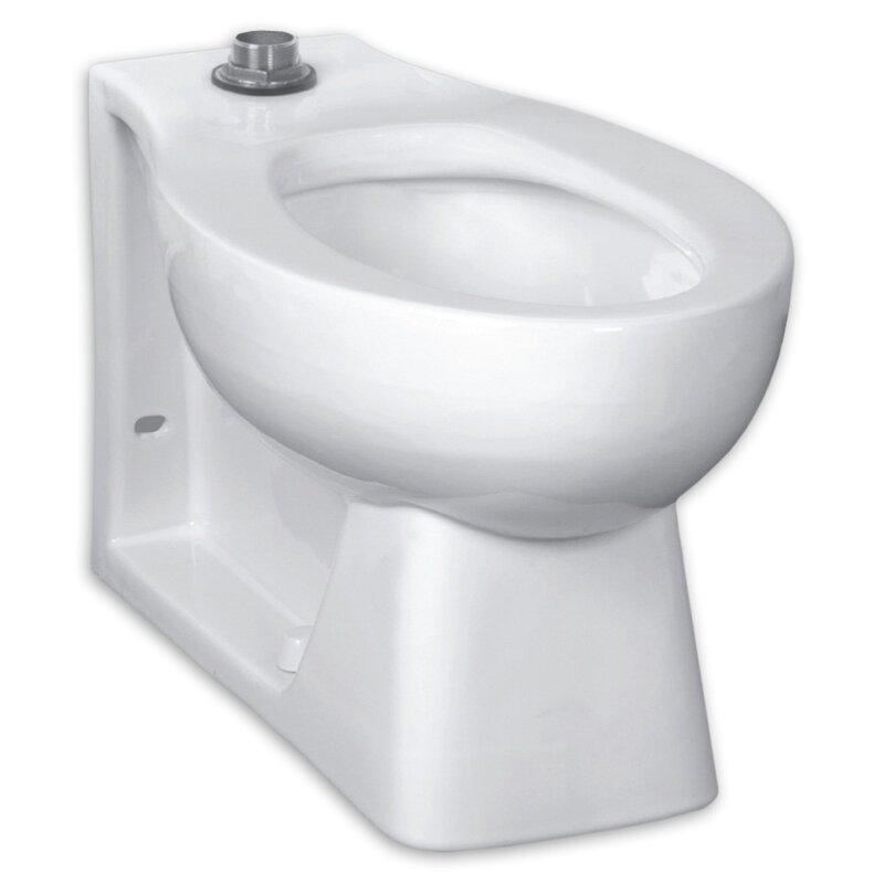 American Standard Universal Huron Everclean Dual Flush Elongated ...