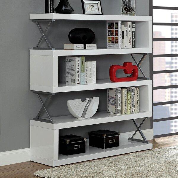 Mcbeth Geometric Bookcase by Orren Ellis
