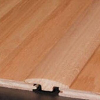 0.25 x 2 x 78 Red Oak T-Molding in Antique Rustic by Bruce Flooring