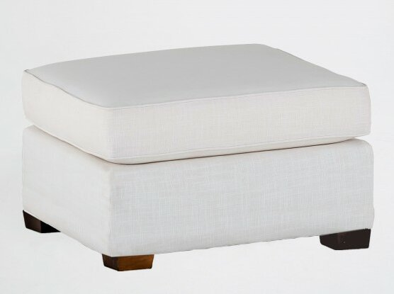 Westley Cocktail Ottoman by Gabby