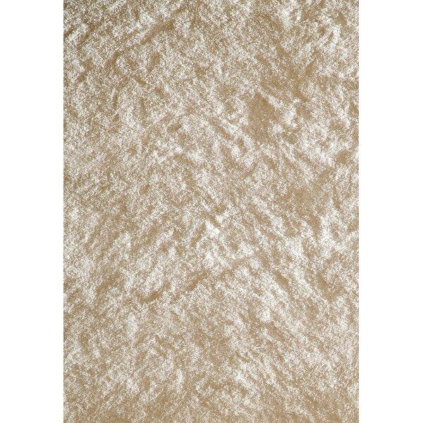 Cherree Hand-Knotted White/Beige Indoor/Outdoor Area Rug by Orren Ellis