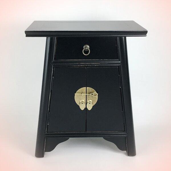 Elaina Alter 2 Door Accent Cabinet By Bloomsbury Market
