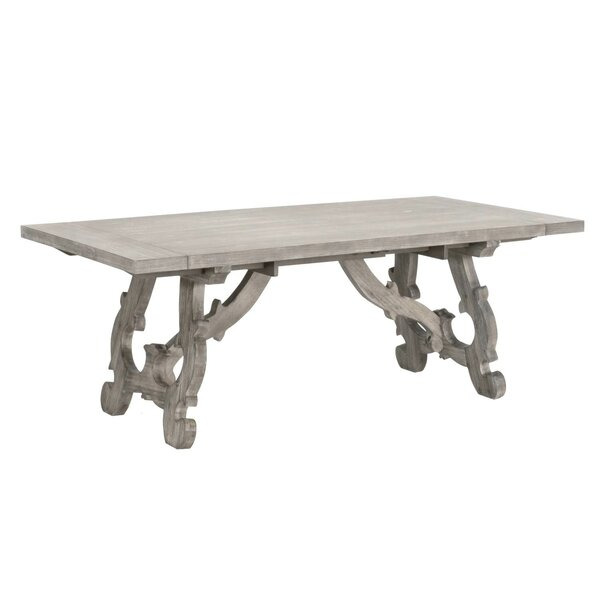New Canaan Extendable Dining Table by Three Posts Three Posts