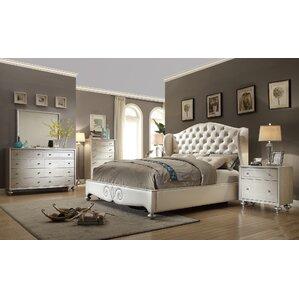full size bedroom set. Aveliss Queen Panel 4 Piece Bedroom Set Sets You ll Love
